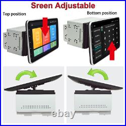 10.1In 2 Din Android 8.1 Car BT Stereo Radio MP5 Player GPS Navigation Head Unit