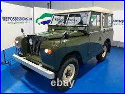 1959 Land Rover Series II 88