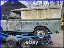 1969 Land Rover series 2a