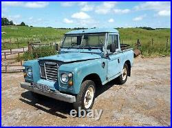 1982 Landrover Series 3