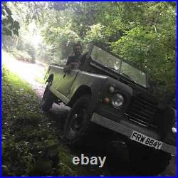 1983 Land Rover Series 3 109 Diesel