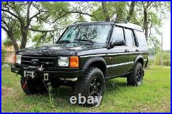 1999 Land Rover Discovery LIFTED 4X4 OFFROADING