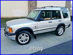 2002 Land Rover Discovery SE 4WD 4dr SUV