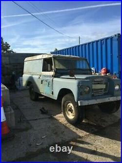 3 Series Land Rover Classic Cars