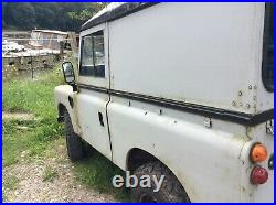 3 series land rover