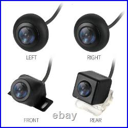 360° HD Panoramic View Car SUV DVR Recording 4 Camera Rearview System Waterproof