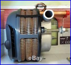 Clayton Heater Unit Complete Motor Matrix & Demist OEM Land Rover Series 1 2 2a