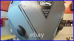 Clayton Heater Unit Complete Motor & Matrix OEM Land Rover Series 1 80 1948-54