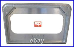 Galvanised Lift Up Cat Flap Tailgate Door To Fit Land Rover Series 2 2a 3