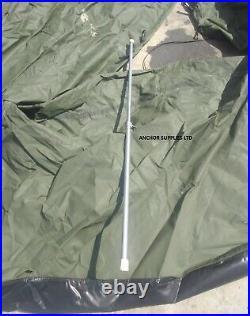 HDT Drash Tent Door Boot XB Series Land Rover Tent to Vehicle Connector