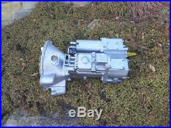 LAND ROVER SERIES 2a RECONDITIONED GEARBOX & TRANS BOX EXCHANGE