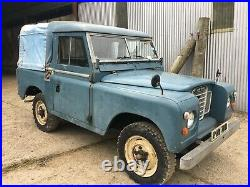 Land Rover 88 Series III 1976