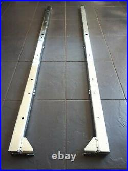 Land Rover Defender 110 CSW + series 109 B post C post sill rail