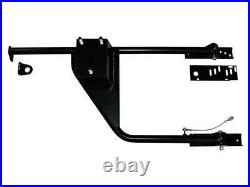 Land Rover Defender & Series Rear Swing Away Spare Wheel Carrier DA2274