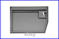 Land Rover Lightweight Series 2/3, Front Door early type Right Hand IN STOCK