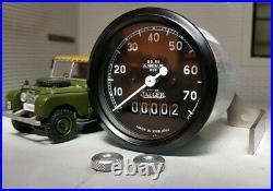 Land Rover OEM Series 1 80 1948-53 Jaeger Smiths Speedo Speedometer 231911