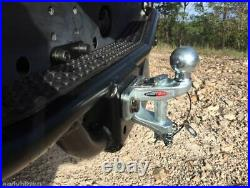 Land Rover Perentie/Defender/Series Heavy Duty Tow Hitch OE LR008244