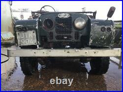 Land Rover Series 1 1957 88inch