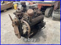 Land Rover Series 1 2.0 Petrol Engine