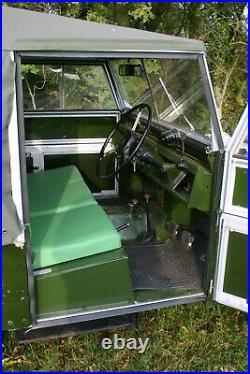 Land Rover Series 1 86 1954 Full Restoration Original 2.0l Engine