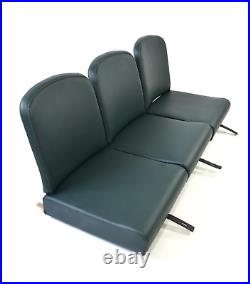 Land Rover Series 1 86 Inch Full Seat Set Green