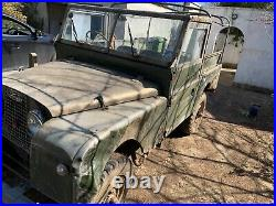 Land Rover Series 1 88