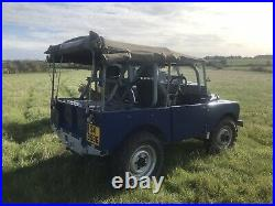 Land Rover Series 1 One 80 1951 on the Road