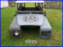 Land Rover Series 111 LWB Diesel for spares or repair, will break if required