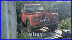 Land Rover Series 2 1959 Petrol