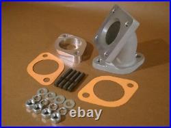 Land Rover Series 2.25 Petrol SU Carburettor Adaptor Kit Basic Version