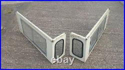 Land Rover Series 2 2A 3 SWB 88 Roof Side Panels With Sliding Windows