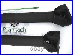 Land Rover Series 2, 2a, 3, Front & Rear Propshaft SET, SWB, STC1898, FRC4907