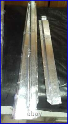 Land Rover Series 2 2a 3 Hood Stick Set Kit (front Parts Only)
