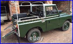 Land Rover Series 2/3 88 Full hood Stick Set