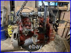 Land Rover Series 2/3 Diesel Engine