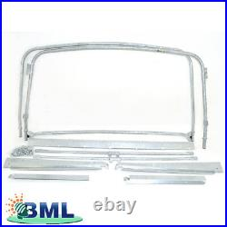 Land Rover Series 2 And 3a Hood Sticksfull Set. Part- 330999