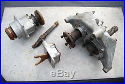 Land Rover Series 2 PTO Gearbox and Selector