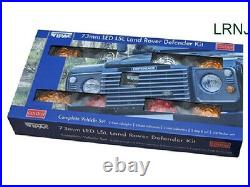 Land Rover Series 2 & Series 3 Led Upgrade Lamps Kit 73 MM Led Style Wipac