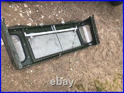 Land Rover Series 2 or 3 Truck cab removed from a new vehicle best in the market