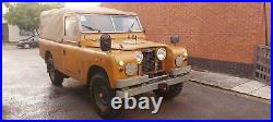 Land Rover Series 2A 109 LHD