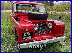 Land Rover Series 2A. 4x4 Pickup. 1964. Petrol