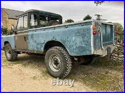 Land Rover Series 2a 109