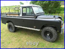 Land Rover Series 2a 109 1962 with a 200tdi EX RAF