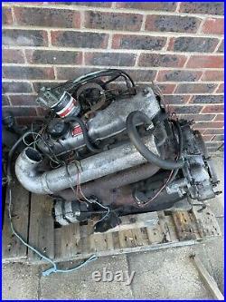 Land Rover Series 2a/3 2.25 Diesel engine