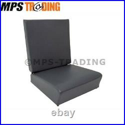 Land Rover Series 2a 3 Military Lightweight Grey Seat Back+base 349172/346089