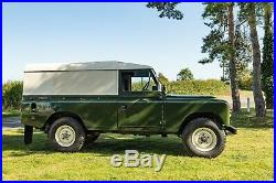 Land Rover Series 3 109 Station Wagon