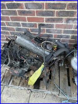 Land Rover Series 3 2.25 Petrol engine