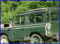 Land Rover Series 3 88 SWB 1973