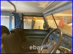 Land Rover Series 3 for restoration