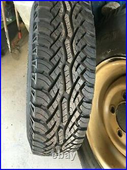 Land Rover Series/Defender 1 Ton/127 Wheels and Tyres